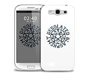 Desolated Blasphemy Samsung Galaxy S3 GS3 protective phone case
