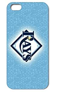 Onshop Custom MLB Series Kansas City Royals Phone Case Laser Technology for For Iphone 5/5s Cover