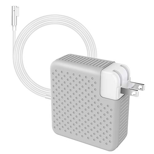 MITIME Compatible with MacBook Pro Charger 60W Mag Safe L-Tip Power Adapter Works with 45W&60W MacBooks, Charger for MacBook Pro 13-inch A1181 A1278 A1184 A1330 A1342 A1344 (Before Mid 2012) by MITIME