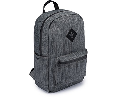 Revelry Supply RV30050 The Escort Plant Germination Backpack, Stripe Black