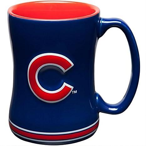 Amazon.com   Boelter Brands MLB Chicago Cubs 225840 Coffee Mug c3b83c1614a9