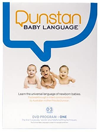 Amazon com: Dunstan Baby Language -- Learn the universal