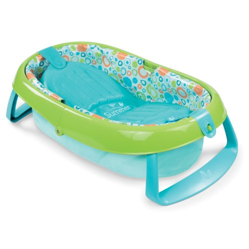 Summer Tub (Summer Infant EasyStore Comfort Tub, Blue)