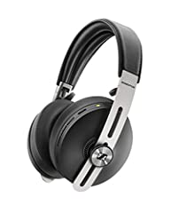With active noise cancellation, innovative transparent hearing and Sennheiser's proprietary neodymium transducers the Momentum 3 wireless deliver exceptional sound like no other Bluetooth headphone to date. Enjoy advanced Features including s...