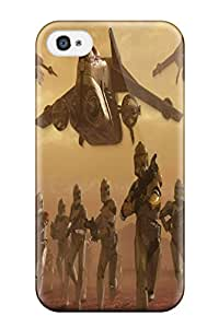 New Diy Design Star Wars Tv Show Entertainment For Iphone 4/4s Cases Comfortable For Lovers And Friends For Christmas Gifts