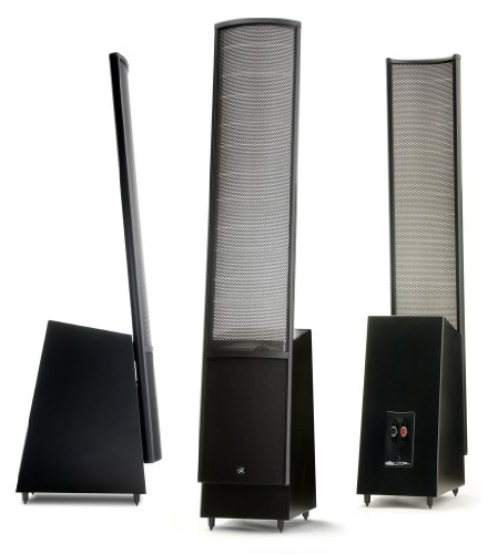 Where to buy MartinLogan ElectroMotion ESL Hybrid Electrostatic Loudspeaker (Black, Each)