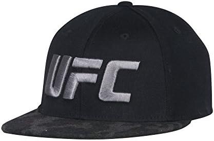 Amazon.com   UFC UCF Men s Camo Fitted Flat Brim Hat a4a59d91b900
