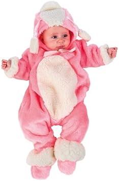 Limit Sport MB240 Gr. 0 - Disfraz de pantera rosa para bebé ...