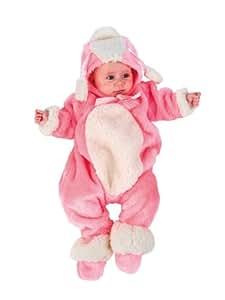 Limit Sport MB240 Gr. 0 - Disfraz de pantera rosa para bebé