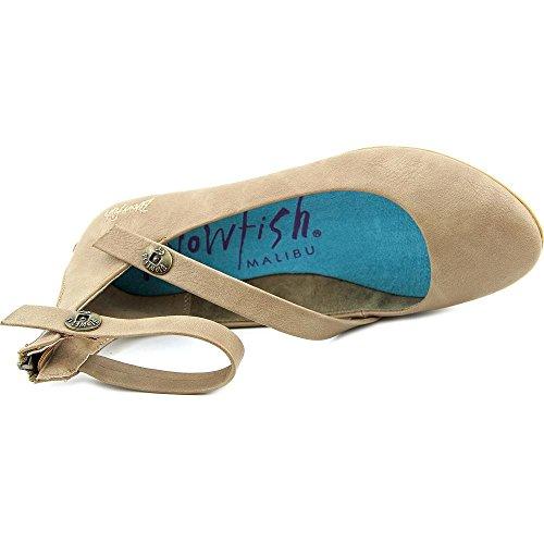 Blowfish Ranton Femmes US 7.5 Brun Chaussure Plate
