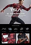TSLA 1, 2 or 3 Pack Men's Athletic Compression