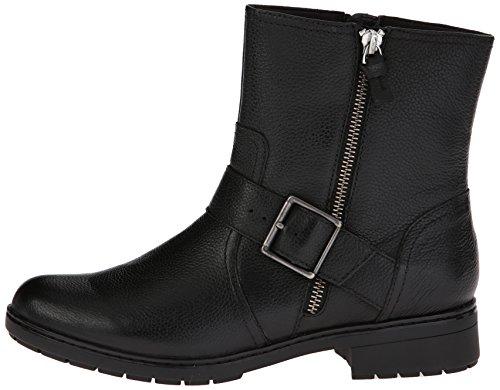 Merrian Lynn Boot Leather Black Clarks SZw8qdS