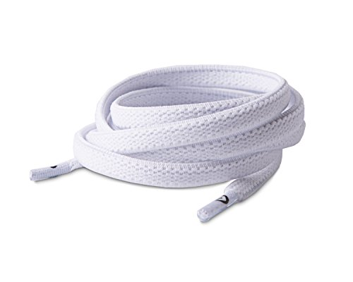 "Stretchable Shoelaces (All Ages Elastic Stretch Shoe Lace White - Small: 34"" Little Kid Size 10-1)"