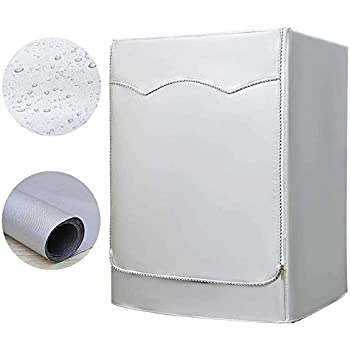 Amazon.com: Portable Washing Machine Cover,Top Load Washer ...
