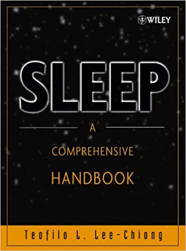 Sleep: A Comprehensive Handbook: Amazon.es: Teofilo L. Lee-Chiong: Libros en idiomas extranjeros