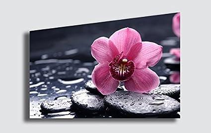Printerland.it quadro moderno fiori quadri moderni 50x70 cm stampa