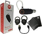 Best Bluetooth Headset Booms - Motorola Boom 2+ Water Resistant & Durable Wireless Review