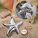 Fashioncraft Starfish Design Bottle Opener Favours by Fashioncraft