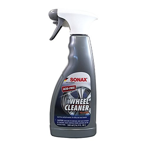 Sonax (230200-6-6PK) Wheel Cleaner Full Effect - 16.9 fl. oz., (Case of 6)