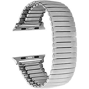 Amazon.com: Smart Watch Band,SOWELL Stainlese Steel