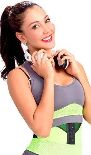 217529e3ad8 Lowla Fashion Shapewear 94382 Top para Deportes Sosten Brasiere Deportivo  Activewear For Women Workout Sports Bra