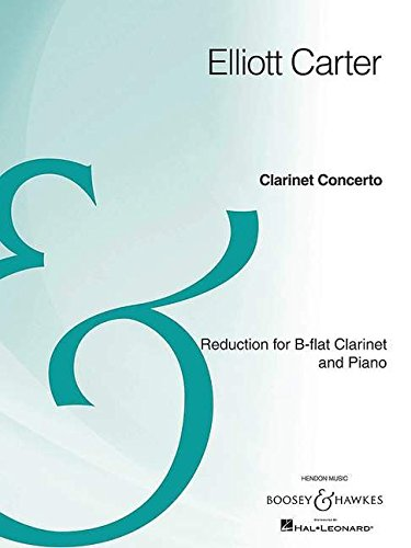 Clarinet Concerto: Clarinet and Piano Reduction Archive Edition