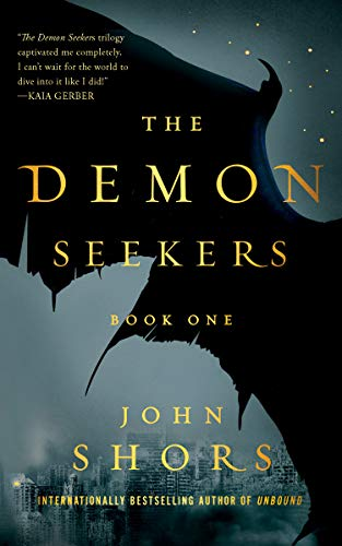 Earth, 2171: It's been a century since hostile aliens turned Earth into a prison for the worst of their own kind….  <em>The Demon Seekers #1 </em>by John Shors