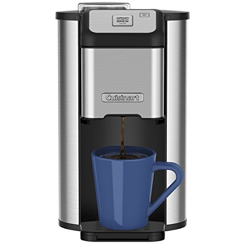 cuisinart dgb 1 single cup grind brew coffeemaker. Black Bedroom Furniture Sets. Home Design Ideas