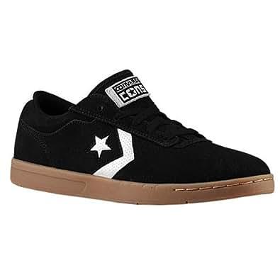 Converse all star ka ii black white gum for Converse all star amazon