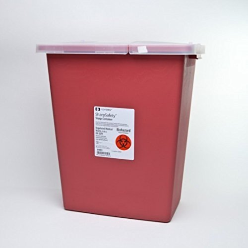 Kendall Volume Sharps Containers, Large ()