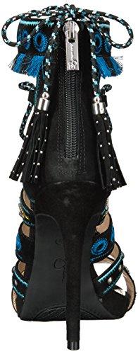 Sandalo Con Tacco Donna Jessica Simpson Nero