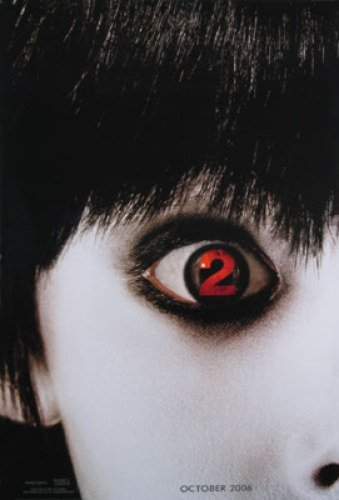 The Grudge 2 Double-Sided Advance 27X40 Sarah Michelle Gellar Amber Tamblyn (Grudge 2 Poster)