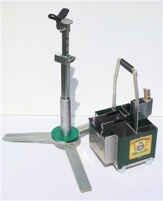 The EVO Hoof Care Work Station Deluxe - Standard size by EVO Hoof Care