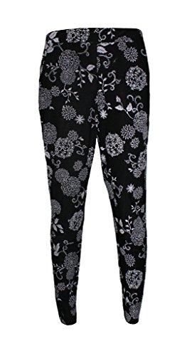 Comfiestyle Multicoloured 46 Femme Chino Pantalon Multicolore 6Rxwrf6v
