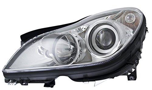 HELLA 008821051 Driver Side Headlight (Hella Left Headlight Assembly)