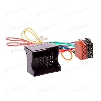 XTRONS ISO Kabelbaum Kabel für Mercedes-Benz Opel: Amazon.de: Elektronik