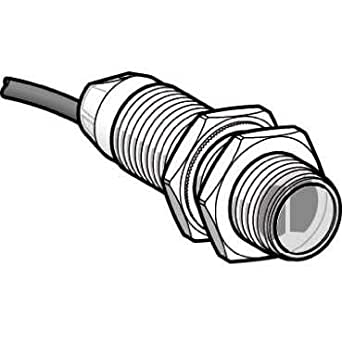 Telemecanique psn - det 45 18 - Detector fotoelectrico uni m18 corriente continua 3h accesorio barrera: Amazon.es: Industria, empresas y ciencia