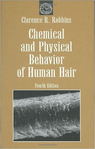Téléchargement gratuit de livres électroniques Chemical and Physical Behavior of Human Hair by Clarence R. Robbins RTF