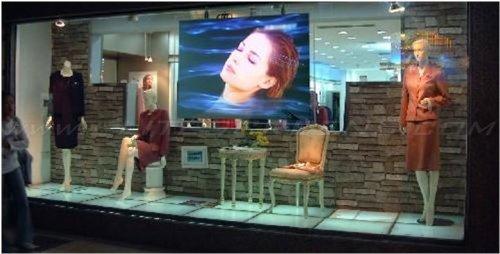 - Elite Screens Insta-RP Series, 121-inch Diagonal 16:9, Self-Adhesive Rear Projection Screen Film, Model: IRP121H