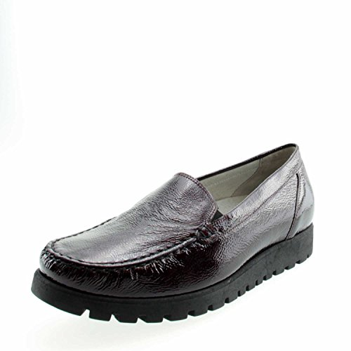 Leather Womens Marrone Hegli Waldlaufer 549001 Shoes qtn6SSRa