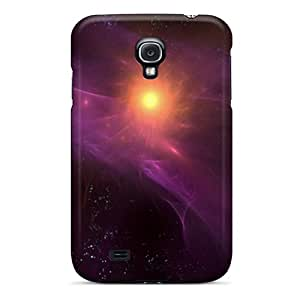 New Snap-on Phone Case Skin Case Cover Compatible With Galaxy S4- Anamoly