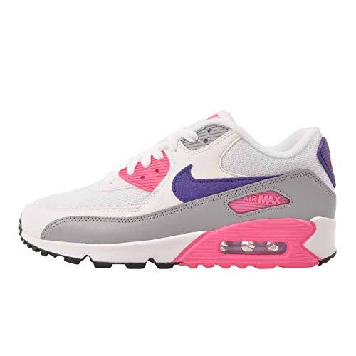Nike Womens Air Max 90 Running Shoes (9)