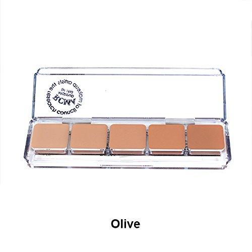 "Price comparison product image RCMA 5 Part Series Favorites Palette, OLIVE Series by ""RCMA, Inc."""