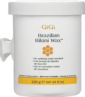Amazon.com: Gigi brasileño Bikini cera microondas fórmula ...