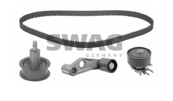 Amazon.com: SWAG Timing Belt Kit Fits AUDI SEAT Ibiza SKODA VW Polo 1.0-1.6L 036109119Q: Automotive