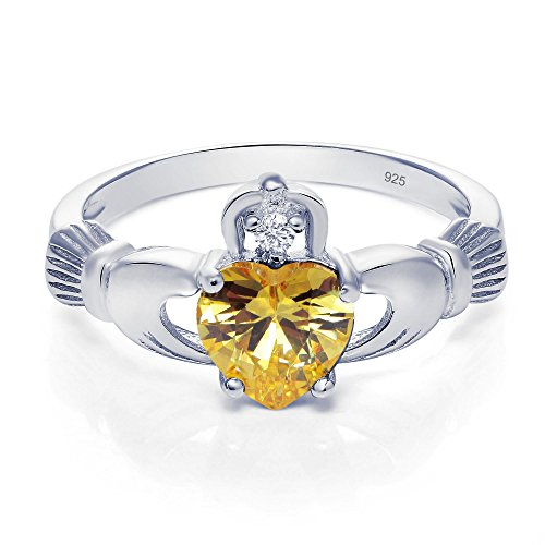 Yellow Promise Ring - 2