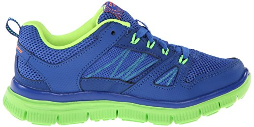 Skechers Flex Voordeel Jonge Sneakers Blue (bllm)
