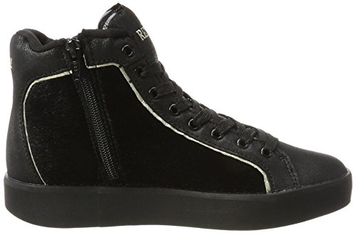 Femme Black Baskets Hautes REPLAY Penly Noir vw8qv01