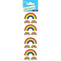 Playhouse Rainbow Days Sticker Sheets for Arts, Crafts & Collecting