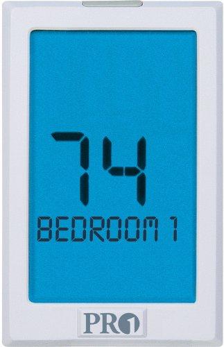 Remote Temperature Sensor Thermostat (Pro1IAQ Remote Wireless Indoor Sensor  RZ251W)